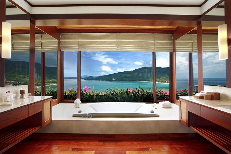 Pool villa, Andara, Phuket, Thailand, luxury villas