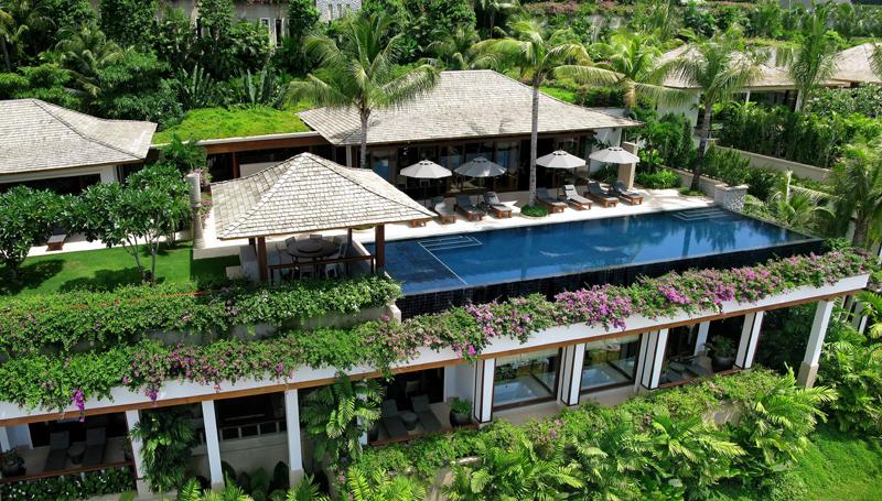 pool villa, Andara, Phuket, Thailand