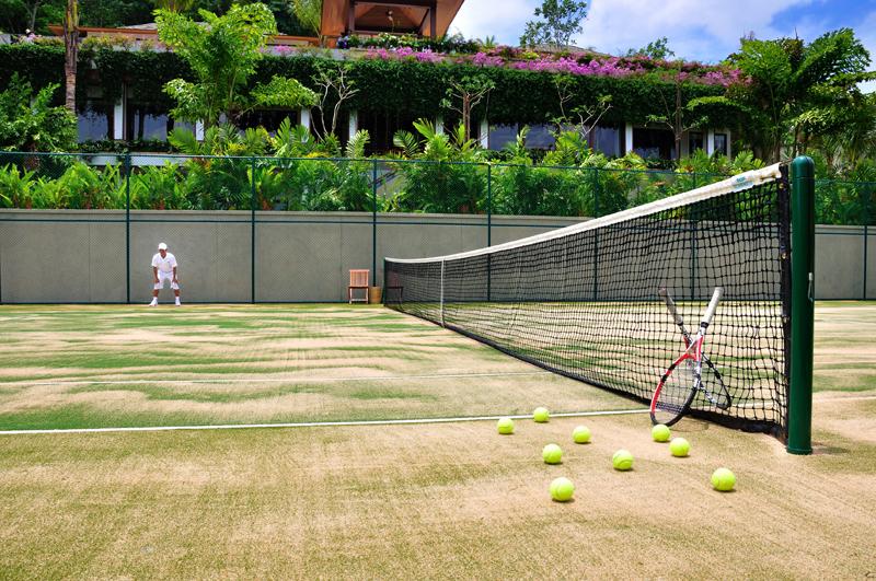 Tennis, Andara, Phuket, Thailand