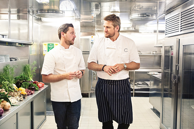 Curtis Stone, SHARE, Princess Cruises