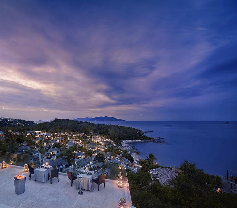 Ritz-Carlton, Koh Samui, Thailand, YTL Hotels, Marriott International
