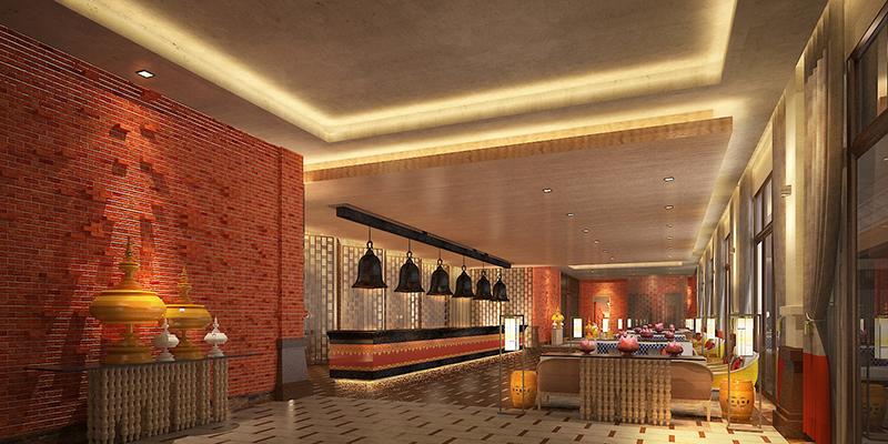 Hotel Angsana Xishuangbanna, China