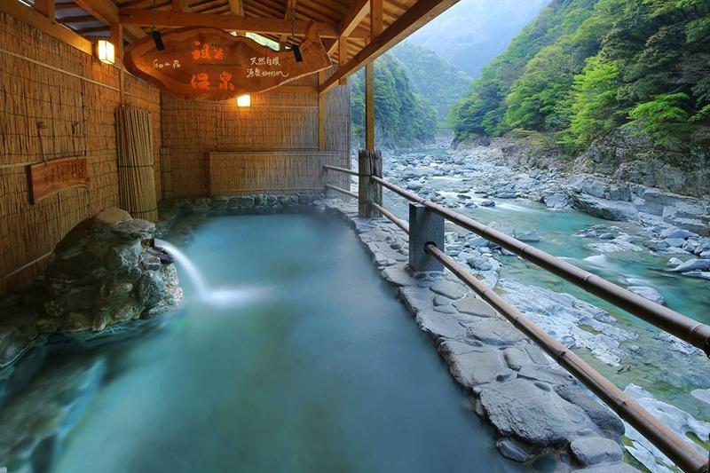 Hotel Iya Onsen, Tokushima, Japan