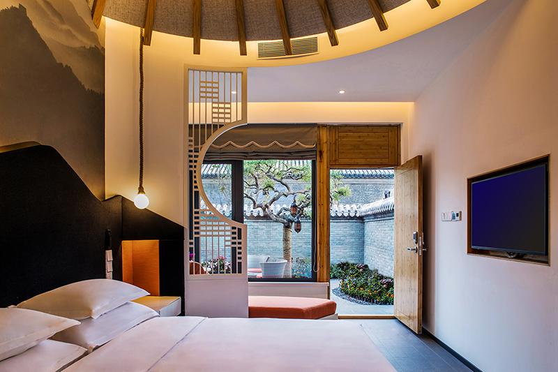 Hotel Dhawa Jinshanling, China