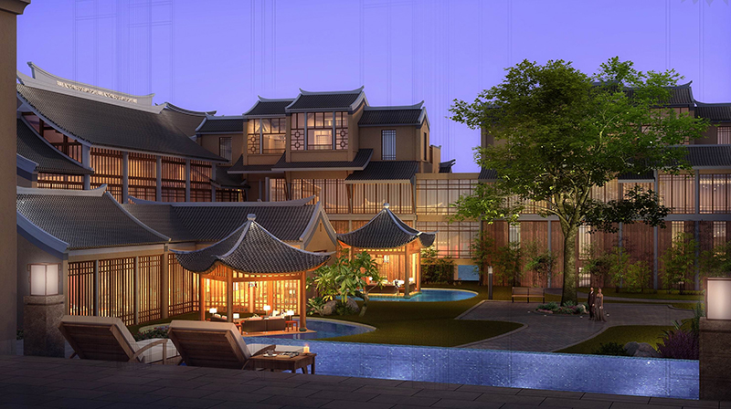 Hotel, Angsana Zhuhai Phoenix Bay
