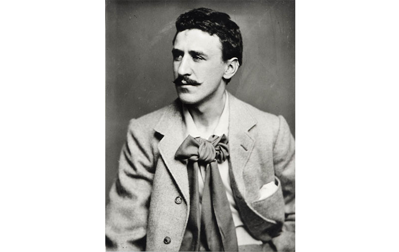 Charles Rennie Mackintosh, Glasgow, Scotland