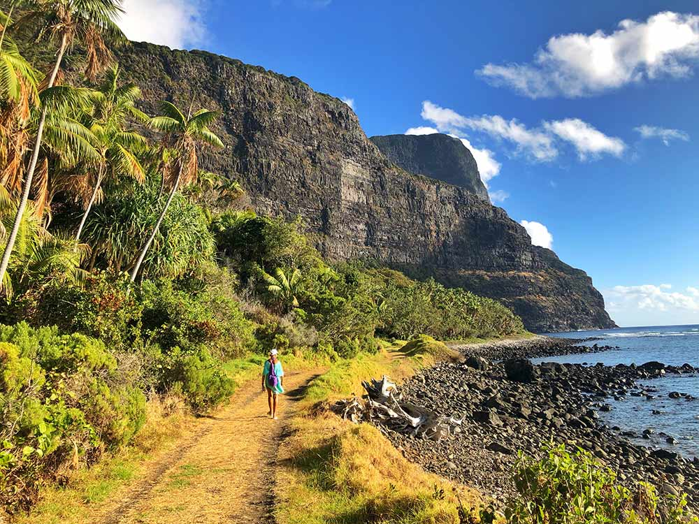 Lord Howe Island, Destination NSW, See NSW, Pinetrees Lodge