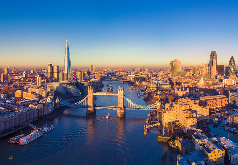 London, world's best cities, City Life Index