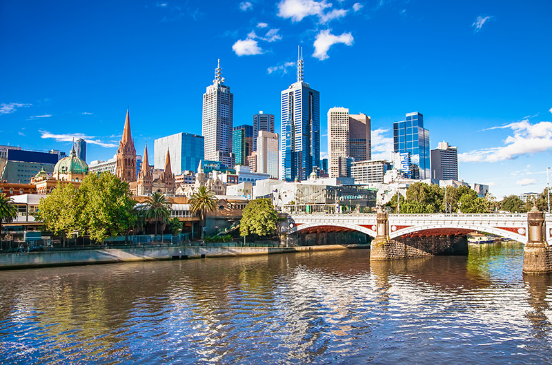 Melbourne, world's best cities, City Life Index