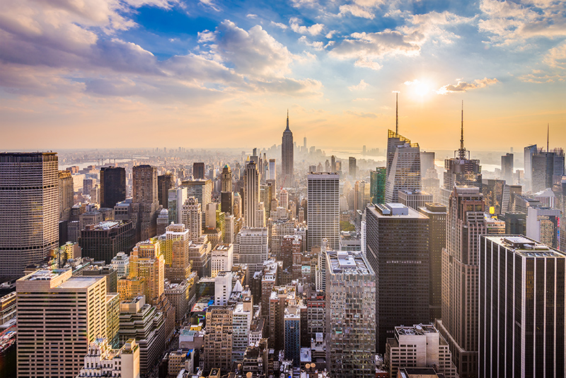 New York, world's best cities, City Life Index