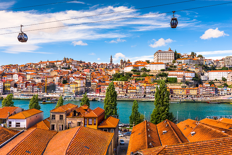 Porto, world's best cities, City Life Index