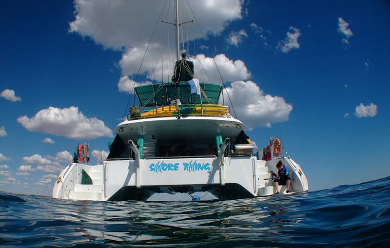 Sail Ningaloo, Western Australia, sailing, Ningaloo Reef