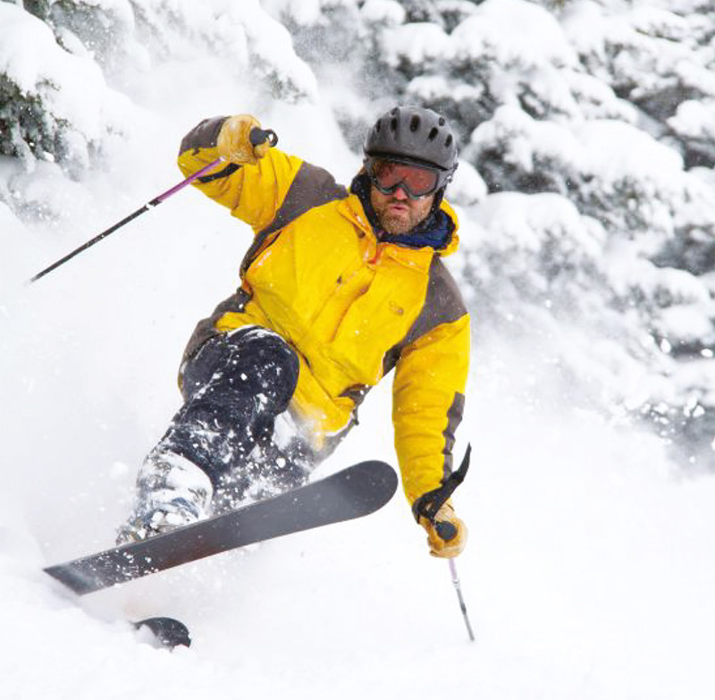 Skiing, snow sports, Jackson Hole, Wyoming