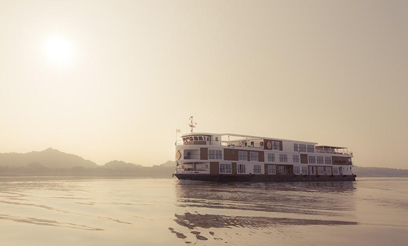 Strand Cruises, river cruise, Ayeyarwady River, Myanmar