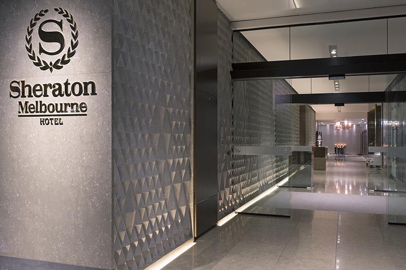 Sheraton Melbourne Hotel, Qatar Airways, Melbourne