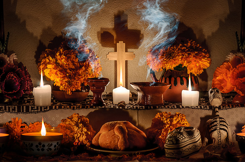 Day of the Dead, Mexico, Contours Travel