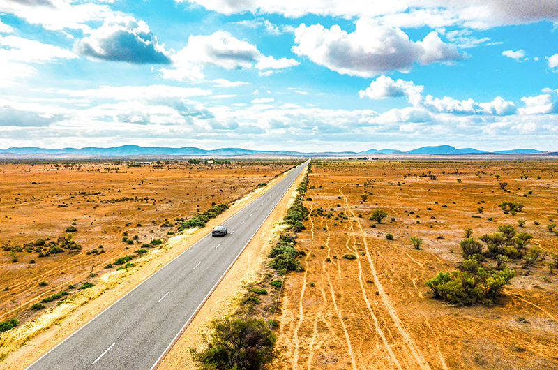 Flinders Ranges, road trips, Australia, TripAdvisor, Ford