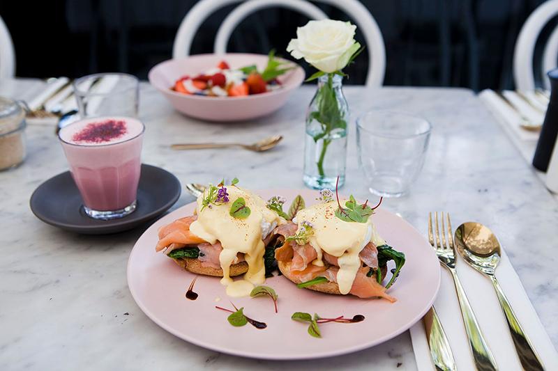 Hughenden Cafe, The Hughenden, boutique hotel, Sydney, Woollahra
