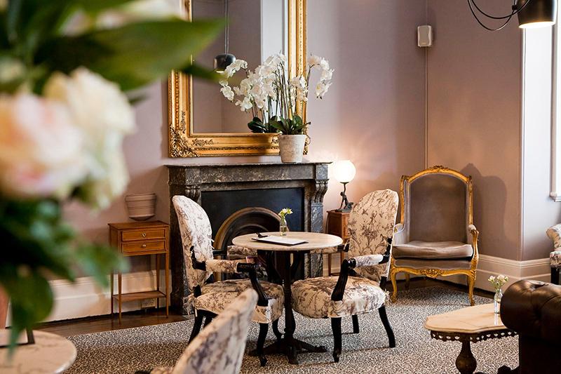 The Hughenden, boutique hotel, Sydney, Woollahra