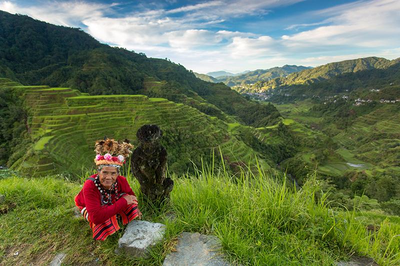 Banaue Rice Terraces, Philippines, Philippines Tourism