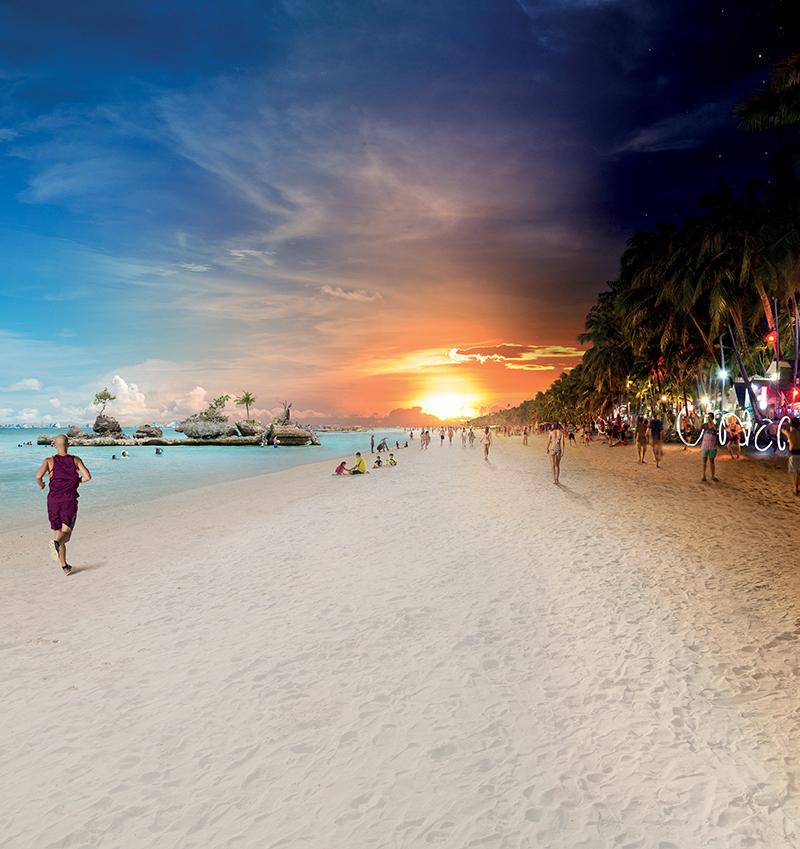 Boracay, Philippines Tourism