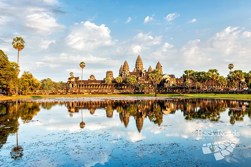 Angkor Wat, Asia, Back-Roads Touring