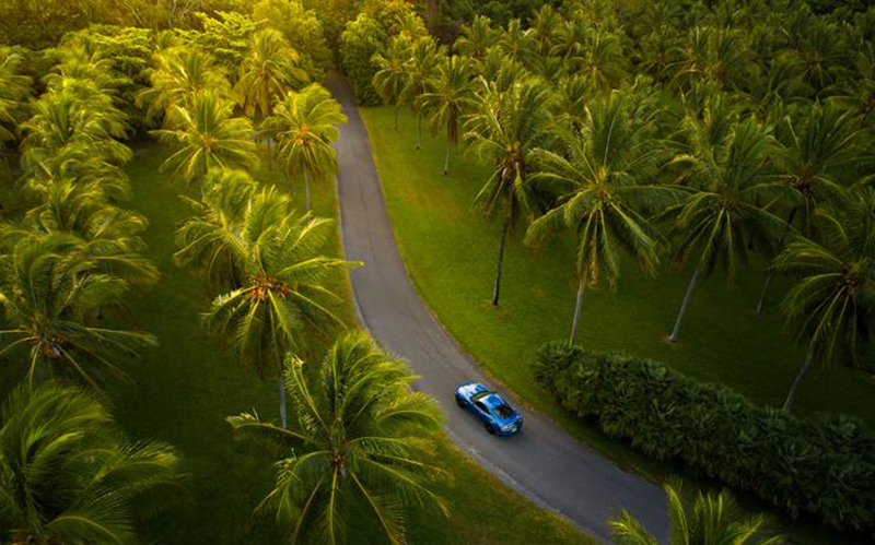 Great Barrier Reef Drive, road trips, Australia, TripAdvisor, Ford