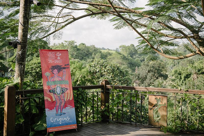 Ubud Writers & Readers Festival, Ubud, Bali