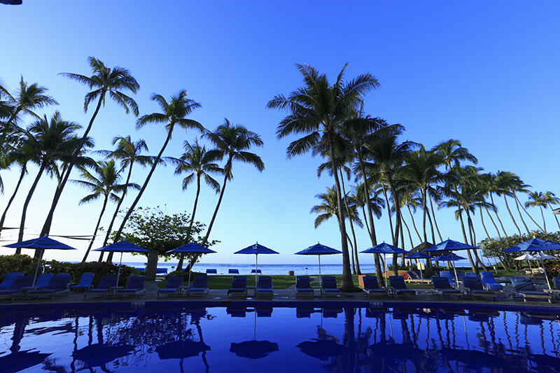 The Kahala Hotel & Resort, Hawaii