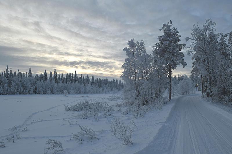 Ruka-Kuusamo, Finland, Lapland, Finnish Lapland