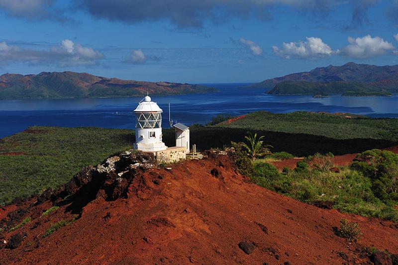 Cap N'Dua, New Caledonia