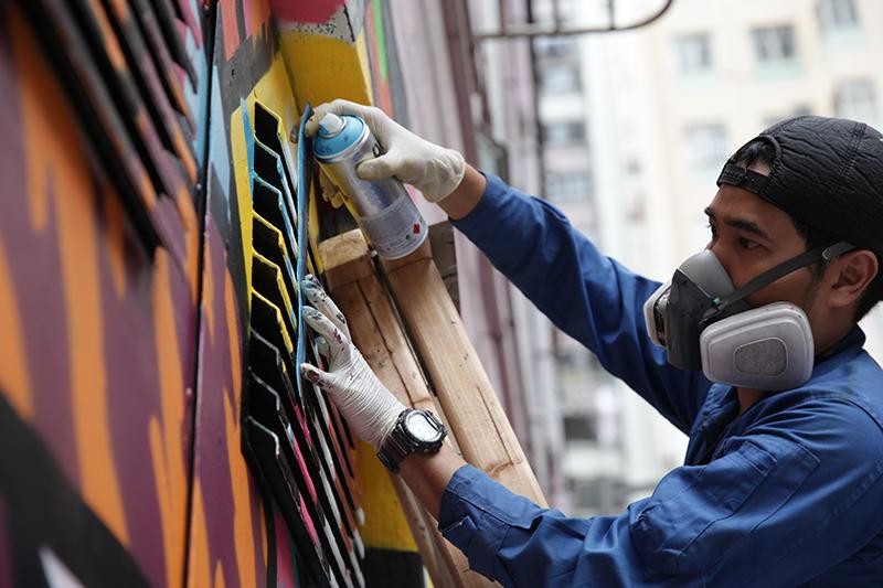 Street Art, Hong Kong, HK Walls