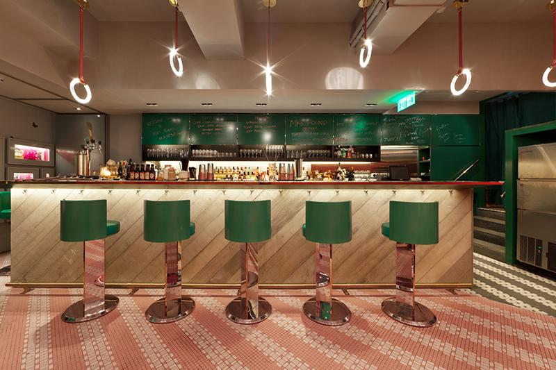 Mrs Pound Bar, Hong Kong