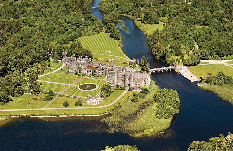 Ashford Castle, St Patrick's Day, Ireland, Trafalgar