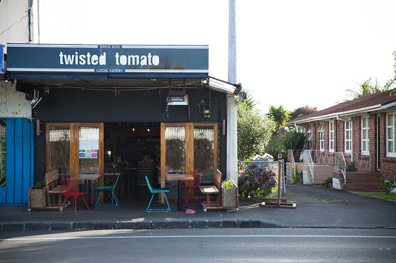 Twisted Tomato, Point Chevalier, Auckland