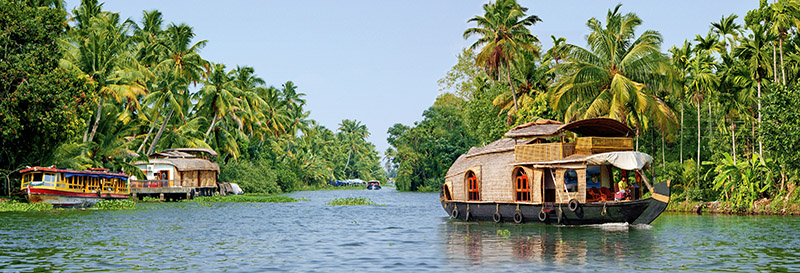 Kerala, houseboat, Travelbay