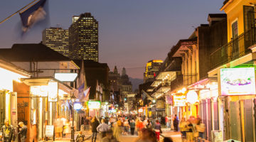 New Orleans, Louisiana, NOLA