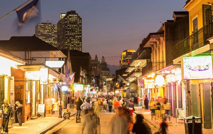 New Orleans, Louisiana, NOLA