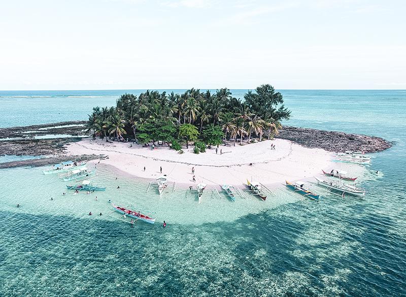 Philippines, Siargao, Guyam Island