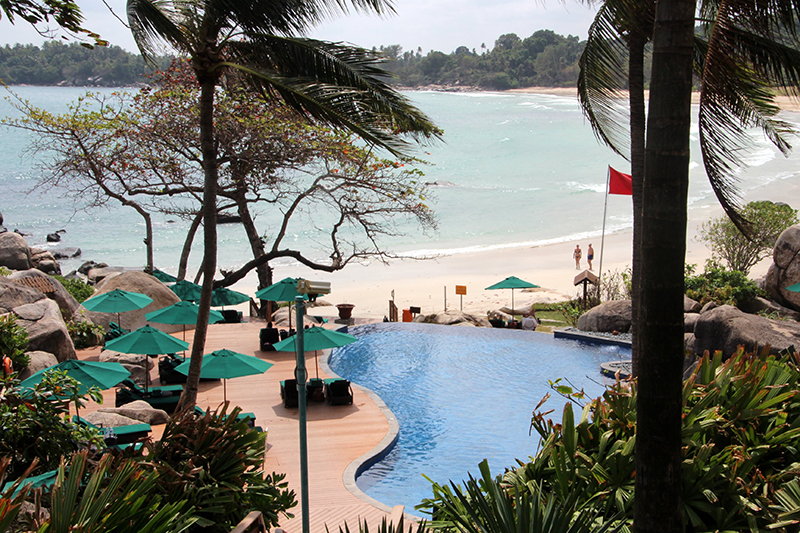Banyan Tree Bintan, Indonesia, Luxury resorts in Indonesia, Greg Norman designed golf course, Indonesia spa