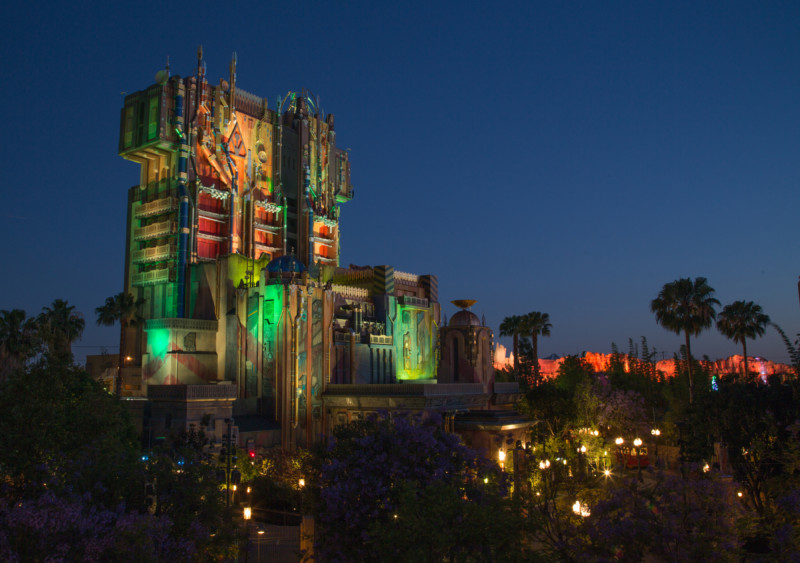 Guardians of the Galaxy, Disney California Adventure Park, theme park