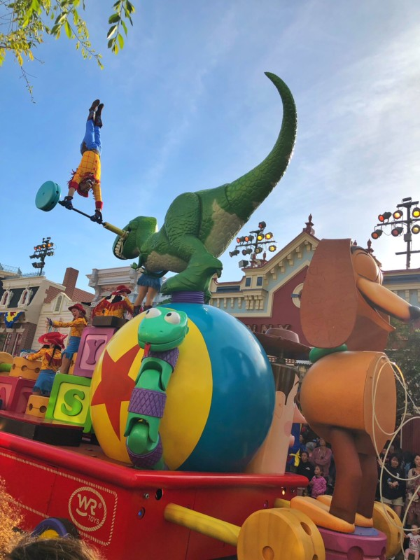 Pixar Fest, California, Disneyland, Toy Story