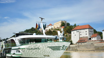 Tauck, river cruise, river boat, ms Treasures