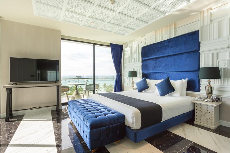 Hotel Mera Mare, Pattaya, Thailand
