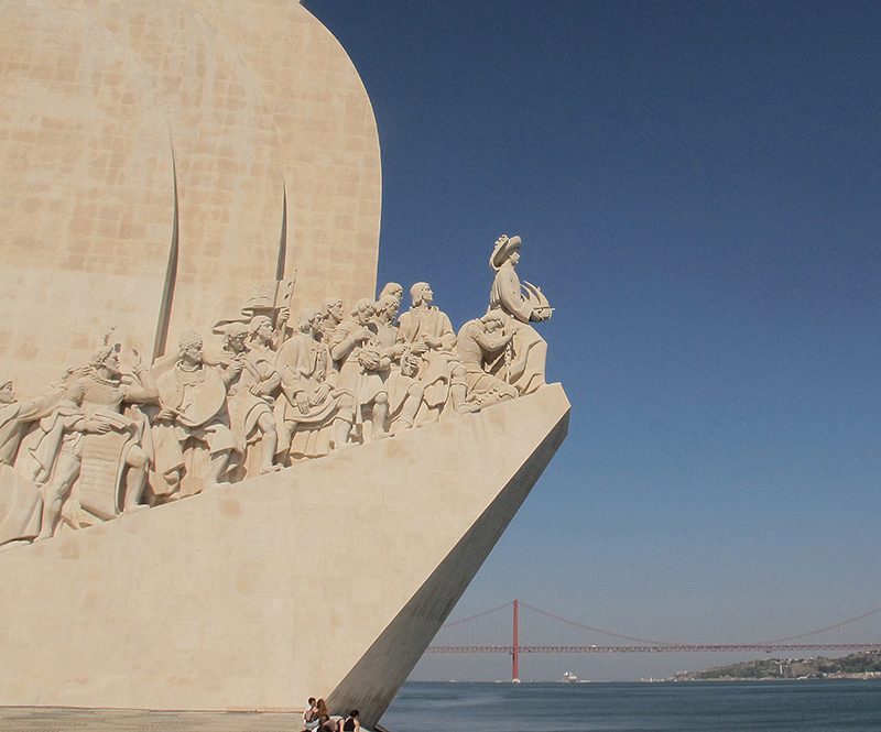 Monument of the Discoveries, Lisbon