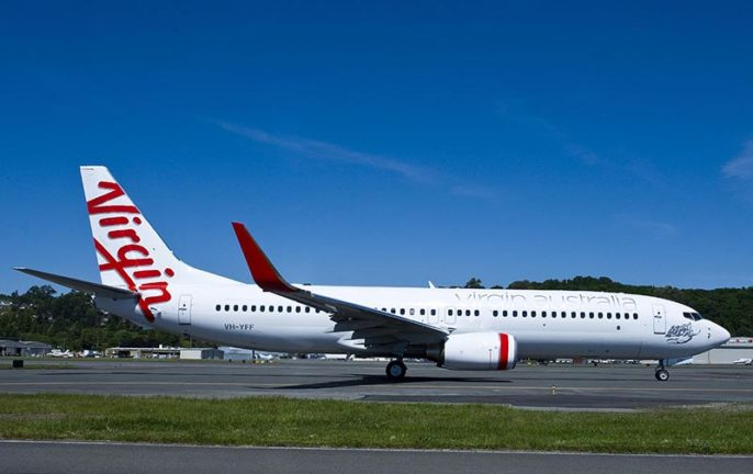 Virgin Australia sale