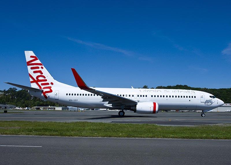 Virgin Australia, Boeing 737-800