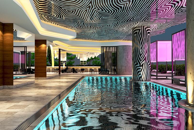 W Brisbane, W Hotels, Brisbane