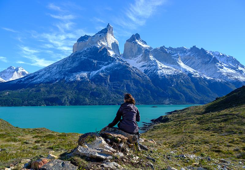 Torres del Paine Massif, Patagonia