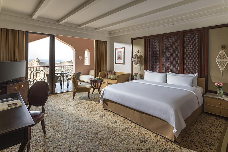 Shangri-La Al Husn Resort & Spa, Muscat
